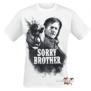 Camiseta Sorry Brother The Walking Dead