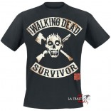 Camiseta Survivor The Walking Dead