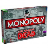 The Walking Dead Monopoly (Inglés)