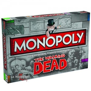 The Walking Dead Monopoly (Inglés)