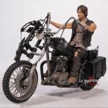 Daryl Dixon Figura + Chopper The Walking Dead (Pack Edición Deluxe)