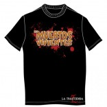 Camiseta Muertos Vivientes The Walking Dead