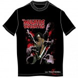 Camiseta Michonne The Walking Dead