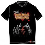 Camiseta Somos Muertos The Walking Dead