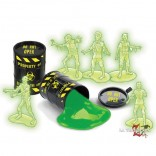 Minifigura Military Zombie Containment Unit