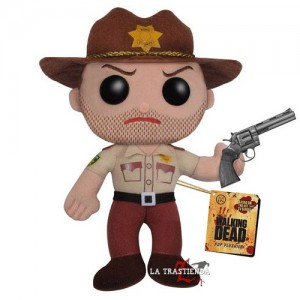 Rick Grimes Peluche The Walking Dead