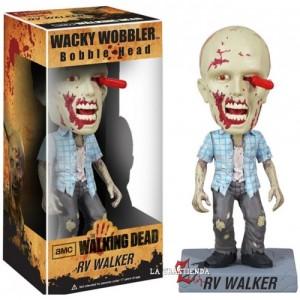 Zombie de la Autocaravana Cabezón The Walking Dead