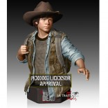 Carl Grimes The Walking Dead Busto