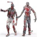 Zombie Lurker & Zombie Roamer The Walking Dead Black&White