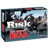 The Walking Dead Risk (Inglés)