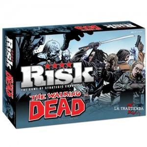 The Walking Dead Risk (Inglés)