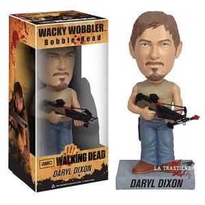 Cabezón Daryl Dixon The Walking Dead