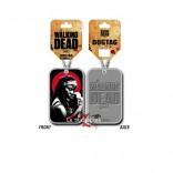 Placa de Identificación Michonne The Walking Dead