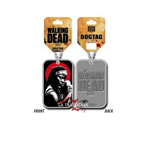 Placa de Identificación Daryl The Walking Dead