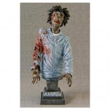 The Walking Dead Busto 1/9 Andrew 11 cm