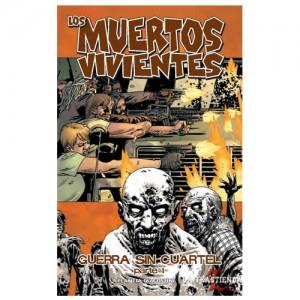 Los Muertos Vivientes 20: Guerra sin Cuartel (Parte I)