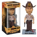 Rick Grimes Cabezón The Walking Dead
