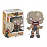 Zombie Woodbury Cabezón The Walking Dead Serie 4