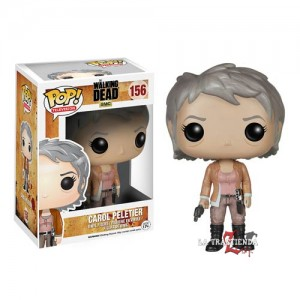 Carol Cabezón The Walking Dead Serie 5