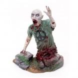 The Walking Dead Estatua Half Zombie