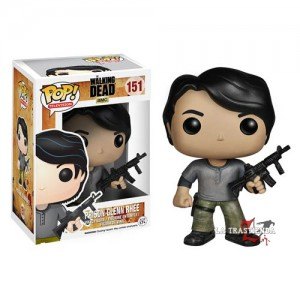 Glenn Cabezón The Walking Dead Serie 5