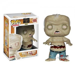 Zombie del Pozo The Walking Dead Serie 5