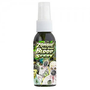 Sangre de Zombie Tóxica en Spray