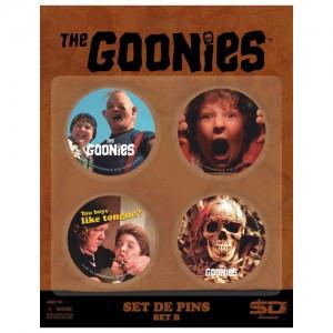 Chapas Los Goonies :: Set B
