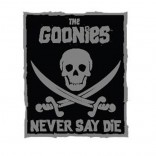 "Pin ""Never Say Die"" Goonies"