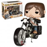 Daryl Dixon Cabezón + Chopper The Walking Dead