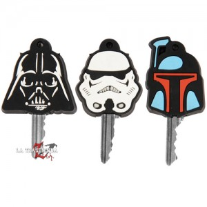 Fundas para Llaves Star Wars