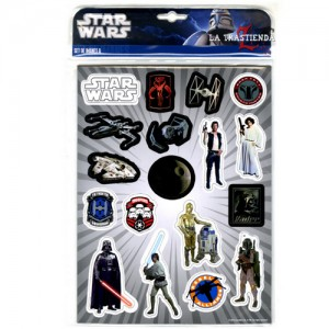 Imanes Star Wars :: Set A