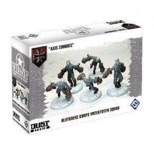 Dust Tactics – Axis Zombies (Expansiones / Eje)