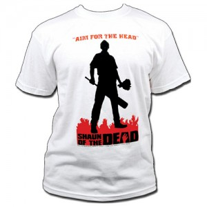 Camiseta Shaun Of The Dead