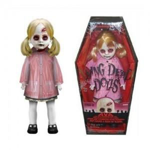 Muñeca Ava Living Dead Dolls Serie 22