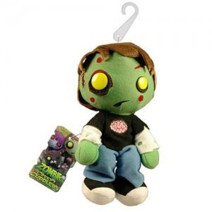 Peluche Zombie Zach Creepy Cuddlers Serie 1