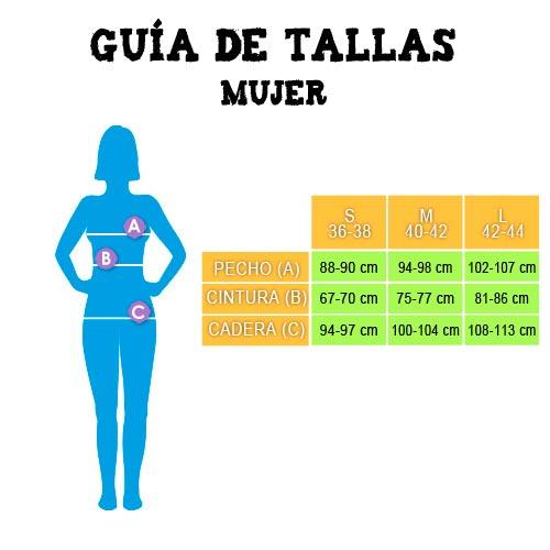 Guia Tallas Mujer